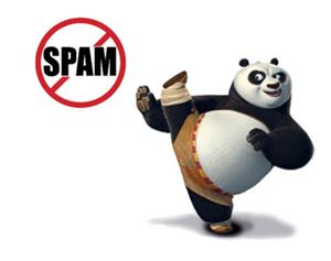 Google panda 4.0 spam